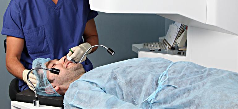 Операция ЛАСИК в клинике Гельмгольца