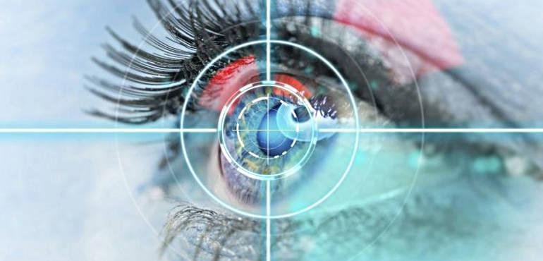 Улучшение зрения с помощью лазера